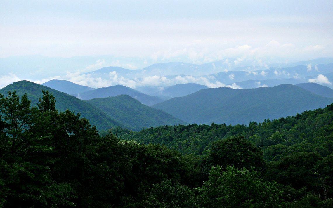 North Carilina Mountains